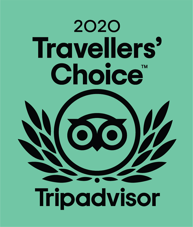 L'Aventure du Sucre & Le Fangourin receive a TripAdvisorTravelers'Choice Award 2020
